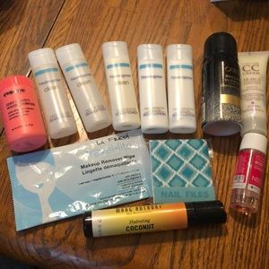Other - Misc travel items shampoo condition dry shampoo